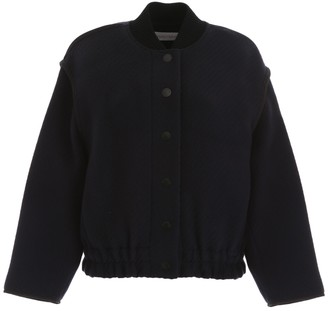 See by Chloe Wool Bomber Jacket