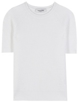 Valentino Knitted Cashmere Top