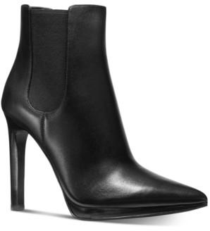 Michael Kors Michael Brielle Booties Women's Shoes