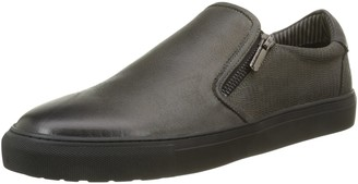 Belmondo Mens 752399 03 Cold-Lined Slippers Grey Size: 6