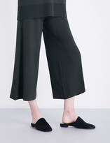 Theory Henrite knitted trousers