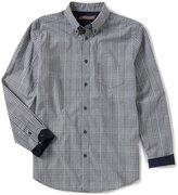 Ben Sherman Long Sleeve Multi Gingham Shirt