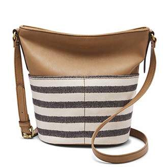 Fossil Relic by Women's Sofia Bucket Crossbody Handbag