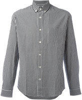 Golden Goose Deluxe Brand gingham shirt