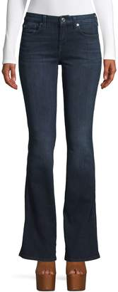 7 For All Mankind Stretch Flared Jeans