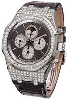 Audemars Piguet Royal Oak Grande Complication Diamond and White Gold Men's Watch