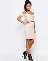 Lipsy Ariana Grande for Knit Pencil Skirt