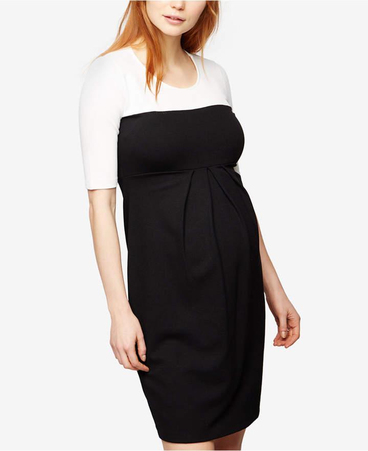 8a4cc80475 Maternity Short Dresses - ShopStyle