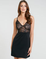 Figleaves nightwear Pandora D-G Stretch Lace Chemise