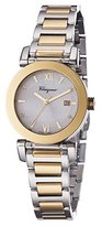 Salvatore Ferragamo Women's FP1870014 Salvatore Two-Tone Stainless Steel Watch