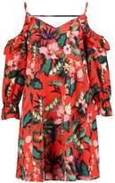 Miss Selfridge Day dress multi bright