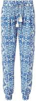 Hemant & Nandita Tassel Printed Jogger Pants