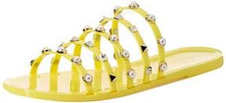 Nine West Women's wnCARIANA3 Flat Sandal