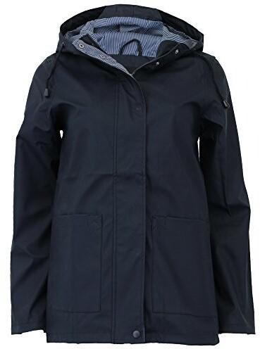 Thumbnail for your product : Brave Soul Ladies Jacket FERGUS2 Navy UK 10