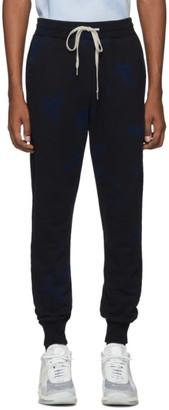 John Elliott Indigo Double Dye Ebisu Lounge Pants