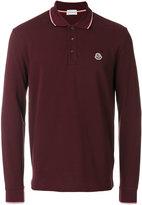 Moncler classic polo top - men - Cotton - L