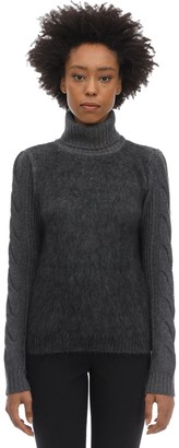 Max Mara Wool & Mohair Sweater