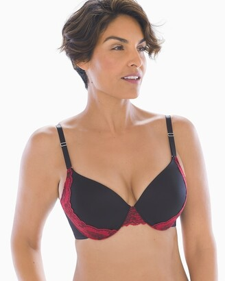 Soma Intimates Full Coverage Lace Trim Bra