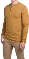 Dakota Grizzly Landon Slub Henley Shirt - Long Sleeve (For Men)