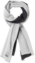 Petit Bateau Women's scarf in an extra-fine tube knit