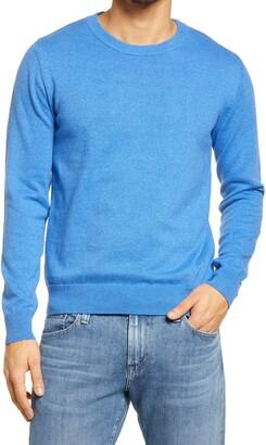 Schott NYC Cotton Crewneck Sweater