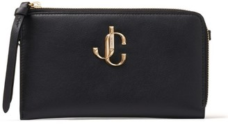 Jimmy Choo Leather Jolly Phone Case