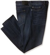 True Religion Men's Twisted Dean Relaxed Tapered Leg Jean In