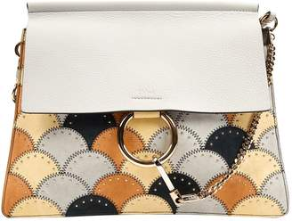 Chloé Grey Leather Shoulder bags