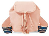 Steve Madden Justice Fringed Backpack