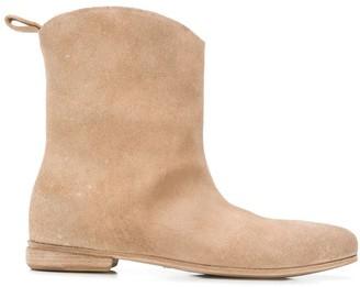 Marsèll cowboy ankle boots