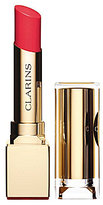 Clarins Rouge Eclat Lipstick Satin Finish, Age-Defying Lipstick
