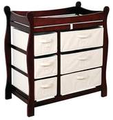 Badger Basket Baby Changing Table - Cherry