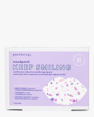 Patchology Moodpatch Keep Smiling Aromatherapy Lip Gels