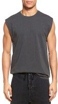 Vince Men's Distressed Tank