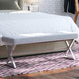 House of Hampton Jaime Upholstered Bedroom Bench