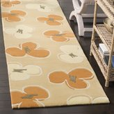 Safavieh Soho Collection SOH302A-210 Handmade Wool Runner