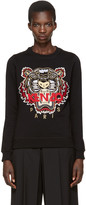 Kenzo Black Chinese New Year Tiger Pullover