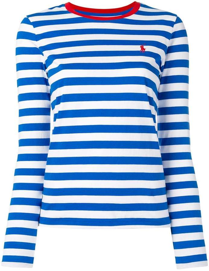 9436be1eb Long Sleeve Polo Shirts For Women - ShopStyle