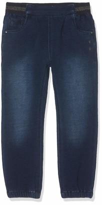 Name It Baby Girls' Nmfrie Dnmtorina 3245 SWE Pant Jeans