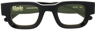 Thierry Lasry Tinted-Lenses Square-Frame Glasses