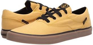Volcom Draw Lo (Golden Mustard) Men's Shoes