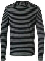 Daniele Alessandrini striped knit jumper