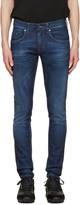 Tiger of Sweden Blue Slim Jeans