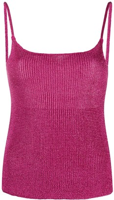 Laneus Fine Knit Tank Top