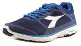 Diadora X Run Men Round Toe Synthetic Blue Running Shoe.