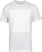 True Religion Optic White Puff Print Buddha Crew Neck T-shirt