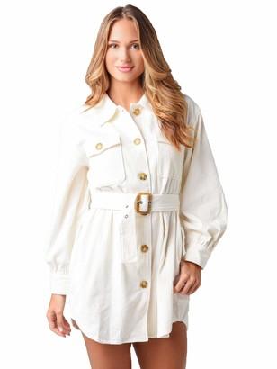 BB Dakota Women's Cord of It All Jacket