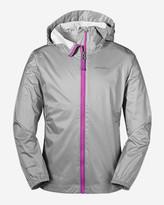 Eddie Bauer Girls' Cloud Cap Rain Jacket