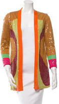 Missoni Sequin Colorblock Cardigan