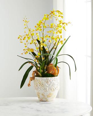 Faux Orchid Arrangements Shop The World S Largest Collection Of Fashion Shopstyle